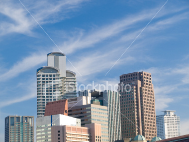 Urban city scene on Shutterstock.com
